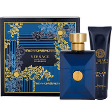 Load image into Gallery viewer, Versace Dylan Blue Pour Homme for Men by Gianni Versace 2-piece Gift Set - Eau De Toilette & Shower Gel