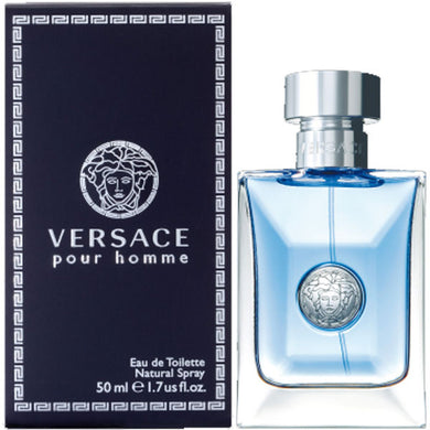 Versace Pour Homme Signature for Men Eau De Toilette - 1.7 oz perfume for men