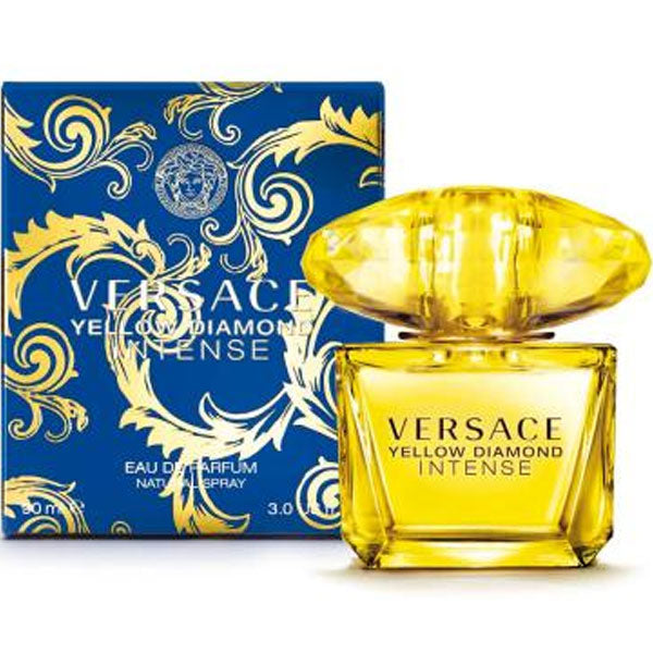 Versace Yellow Diamond Intense for Women by Gianni Versace Eau De Pafum - 3.0 oz fragrance for women