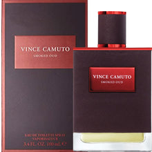 Load image into Gallery viewer, Vince Camuto Smoked Oud for Men Eau De Toilette - 3.4 oz perfume for men