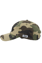 Load image into Gallery viewer, CAMO CAP GREEN