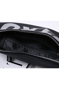 NITRO Waterproof Shoulder Bag Black