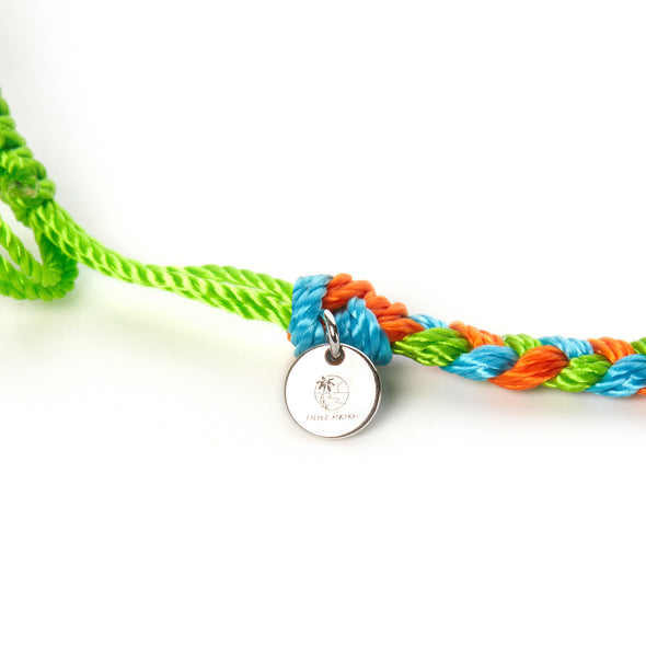 Tricolour Braid String Band