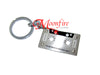 THIRTEEN REASONS WHY Audio Tape Keychain