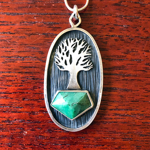 Roots of Life Pendant Necklace
