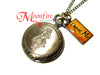 ALICE IN WONDERLAND Alice Pocket Watch Necklace