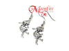 ALICE IN WONDERLAND Falling Alice Earrings
