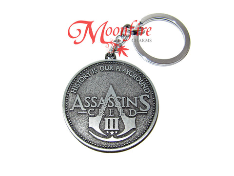 ASSASSIN'S CREED History is Our Playground Keychain
