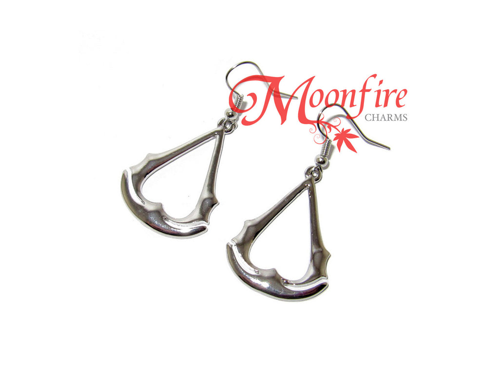 ASSASSIN'S CREED Logo Insignia Earrings