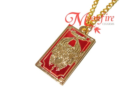 CARDCAPTOR SAKURA The Clow Card Pendant Necklace