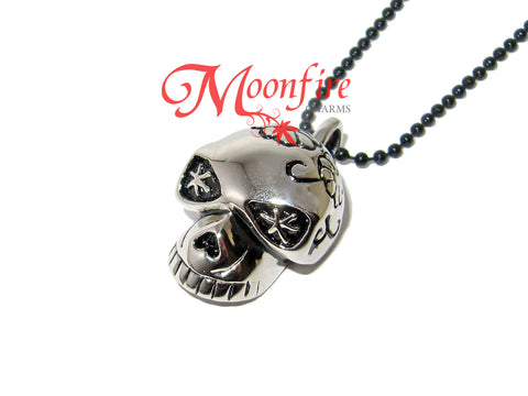 COCO Land of the Dead Skull Pendant Necklace