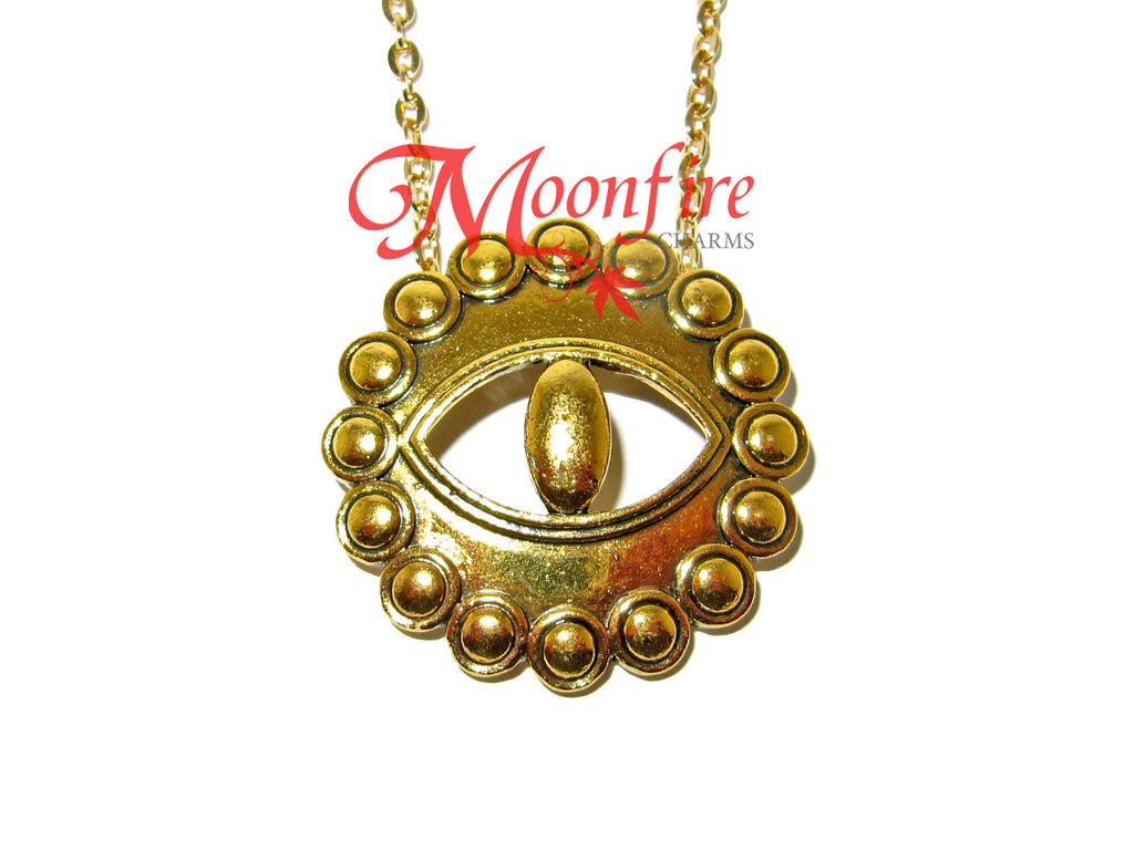 DOCTOR STRANGE Eye of Agamotto Comics Pendant Necklace
