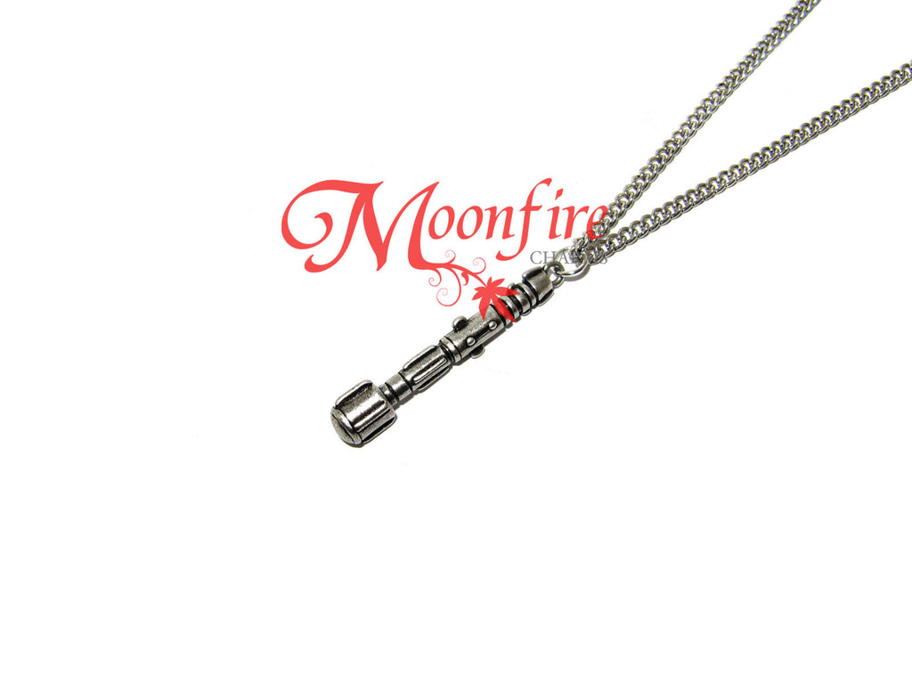 DOCTOR WHO Sonic Screwdriver Pendant Necklace