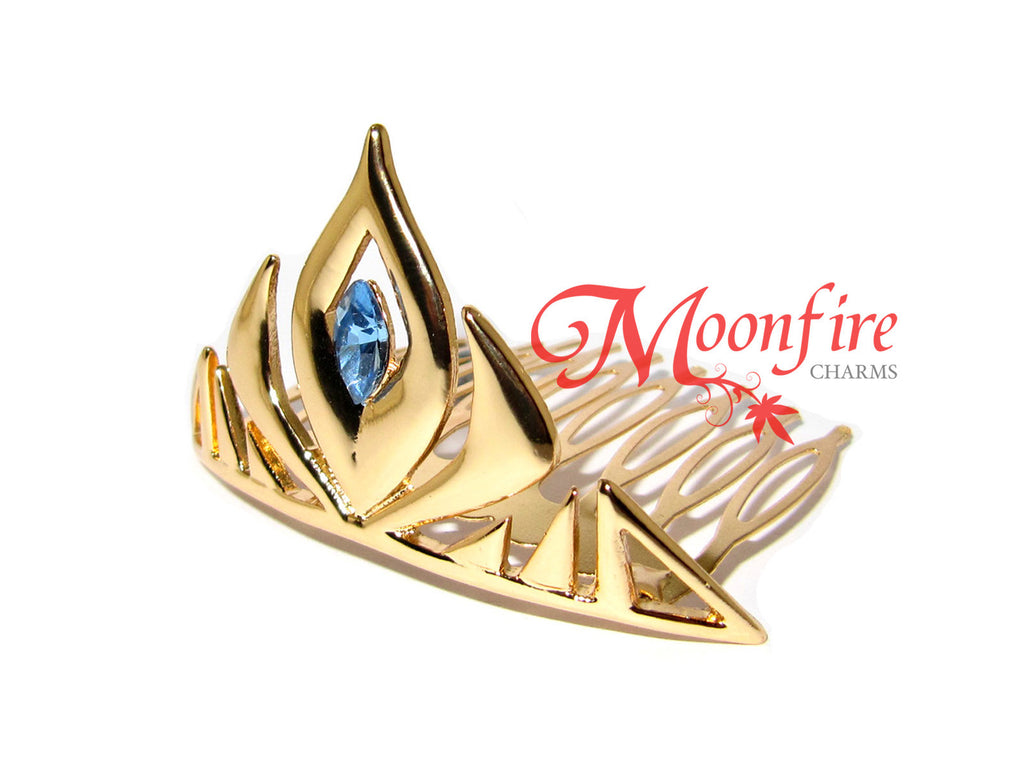 FROZEN Queen Elsa Coronation Crown Hairpin