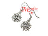 FROZEN Elsa Snowflake Earrings