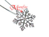 FROZEN Elsa Snowflake Necklace