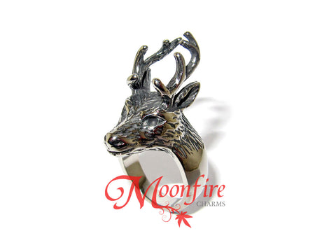 GAME OF THRONES House Baratheon Stag Ring