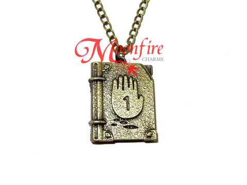 GRAVITY FALLS Journal #1 Pendant Necklace