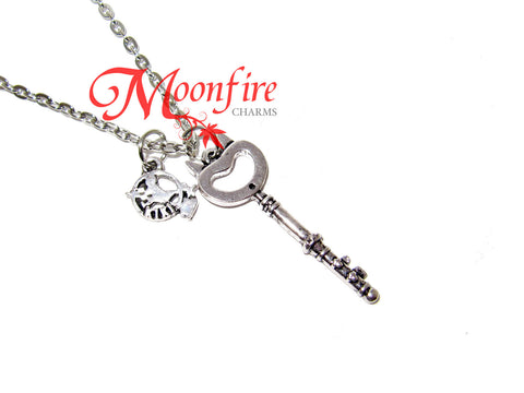 KIKI'S DELIVERY SERVICE Key Pendant Necklace