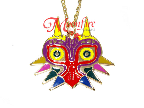 THE LEGEND OF ZELDA Majora's Mask Pendant Necklace