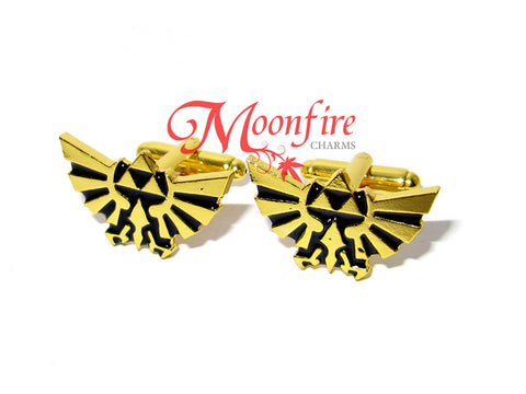 THE LEGEND OF ZELDA Triforce Logo Cufflinks