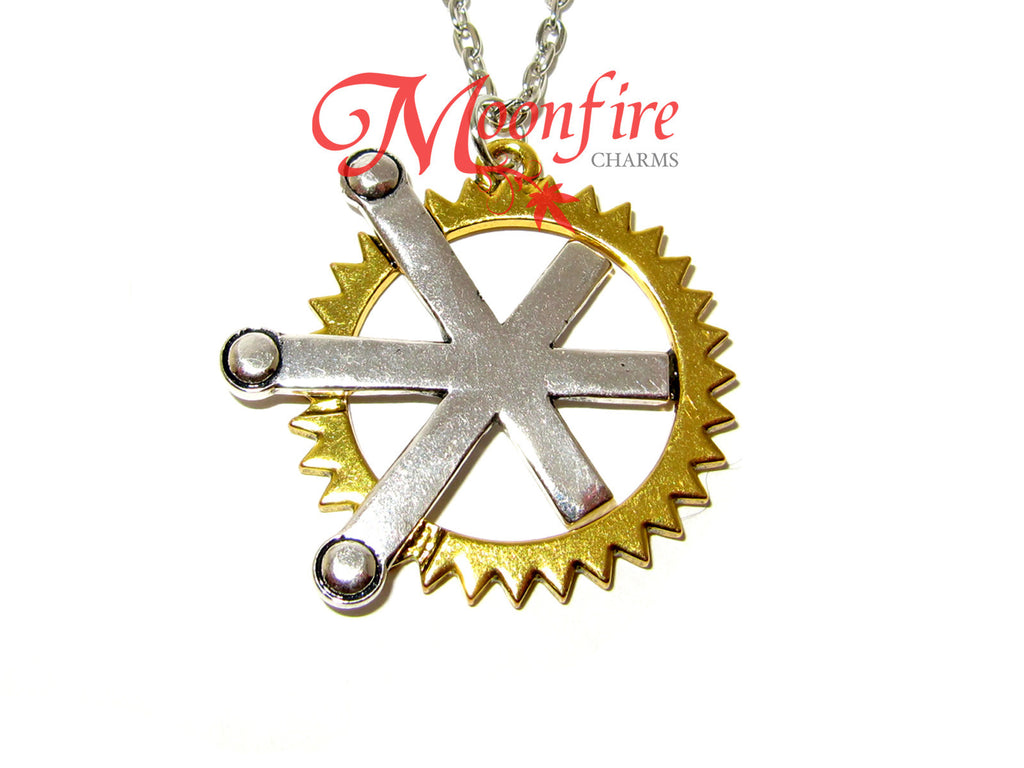 LEGENDS OF TOMORROW Firestorm Logo Pendant Necklace