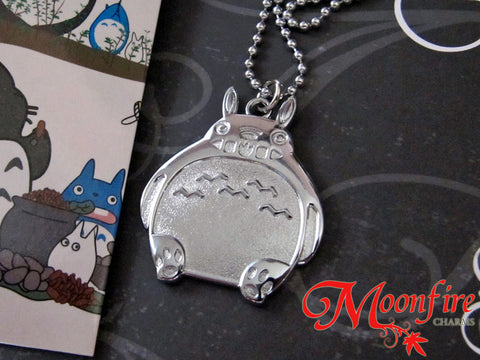 MY NEIGHBOR TOTORO Totoro Pendant Necklace