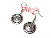 ONCE UPON A TIME Emma Swan Talisman Earrings