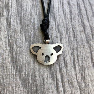 Save the Koalas - Koala Pendant Necklace