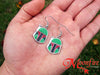 STAR WARS Boba Fett Helmet Earrings