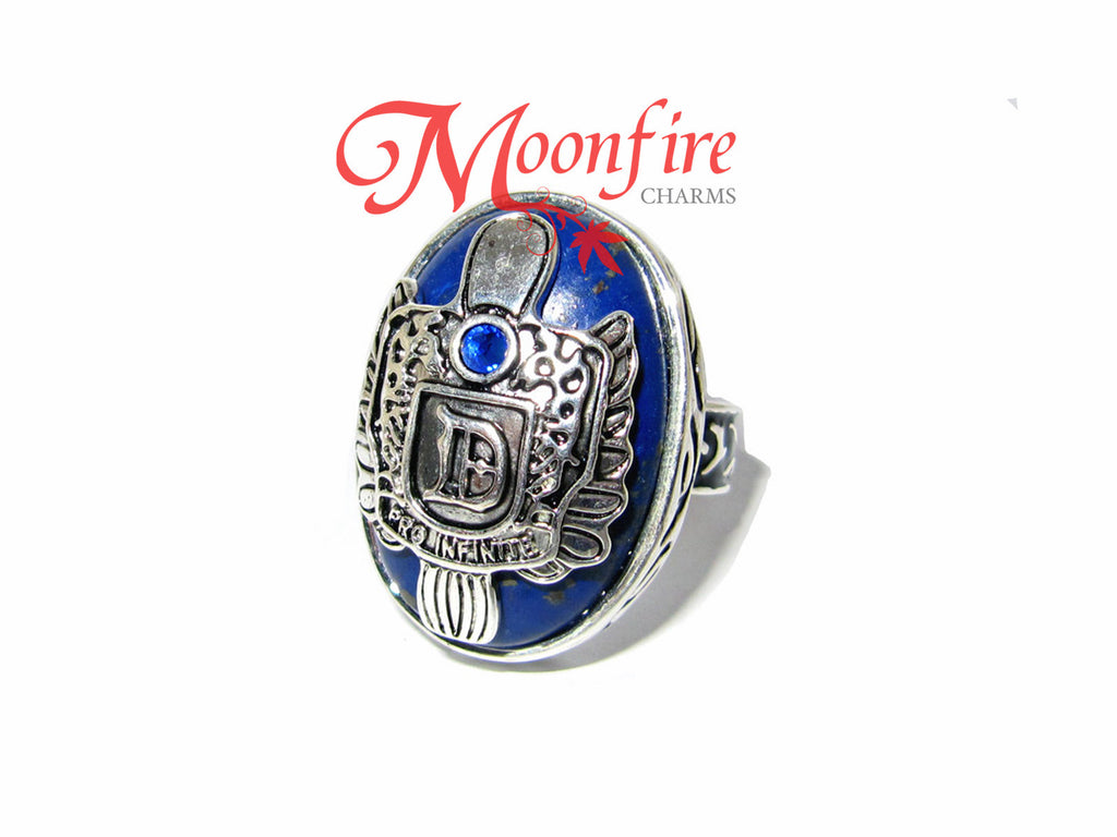 THE VAMPIRE JOURNALS Damon's Daylight Ring