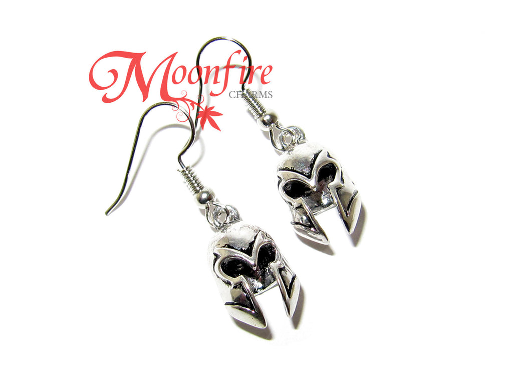 X-MEN Magneto Helmet Earrings