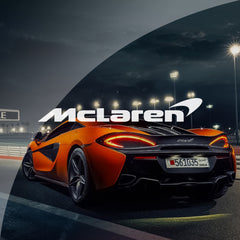 SHEEPEY TUNED MCLAREN 570S ECU TUNE