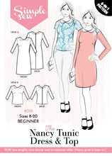 Nancy Tunic Dress & Top