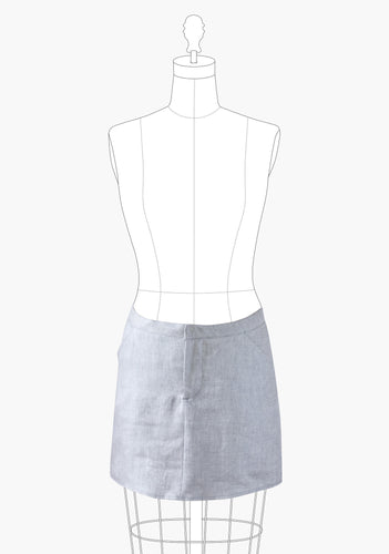 Moss Skirt Sewing Pattern