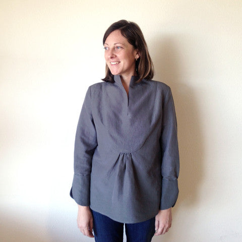 The Nell Shirt Pattern