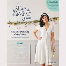 Lisa Comfort Magazine Issue 2 + Lea Dress