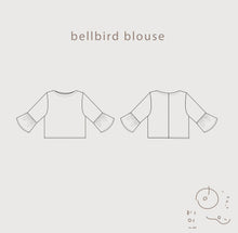 Bellbird Blouse