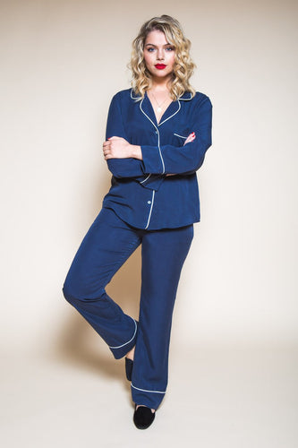 Carolyn Pajama Sewing Pattern