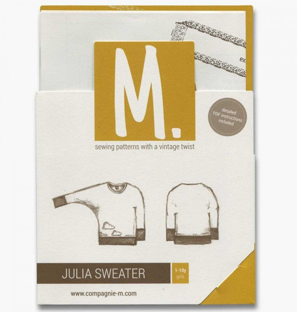 The Julia sweater (children)
