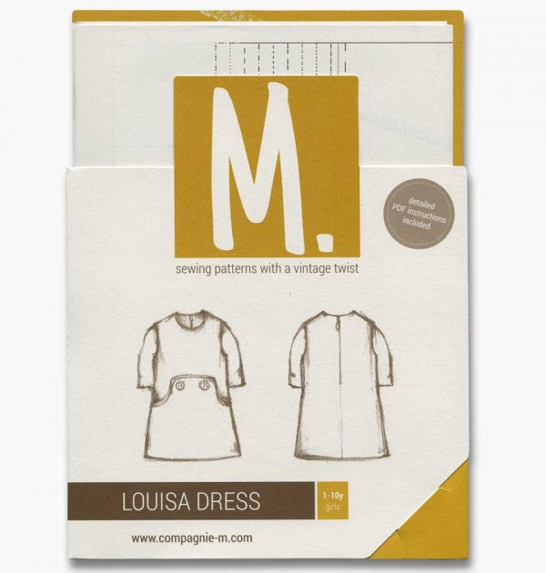 The Louisa dress (children)