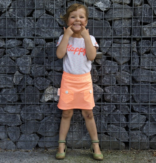 The Nina skirt & culottes (children)