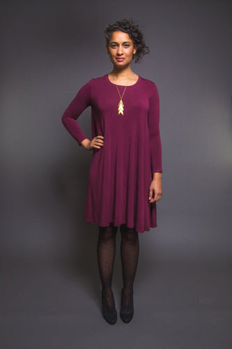 Ebony T-Shirt & Dress Pattern