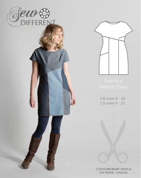 Essential Denim Dress