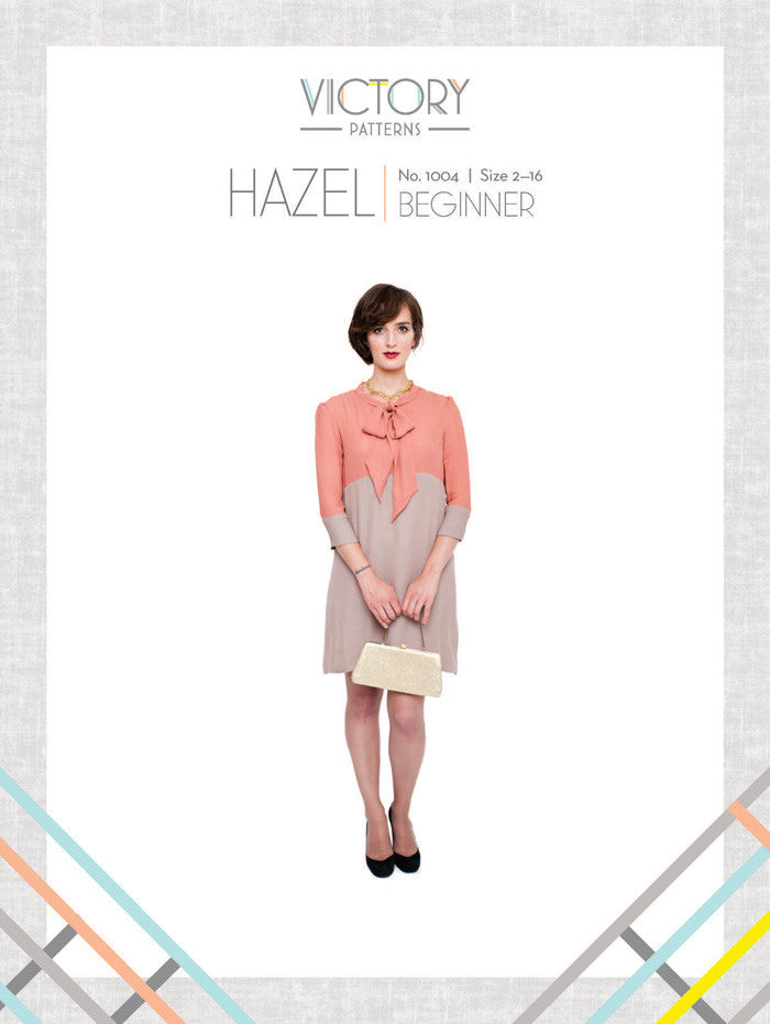 Hazel Dress PDF Sewing Pattern