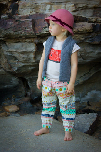 Chillax Pants Set- Littles