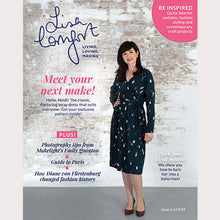 Lisa Comfort Magazine Issue 4 + Heidi Dress