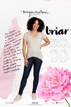 Briar Sweater and T-Shirt