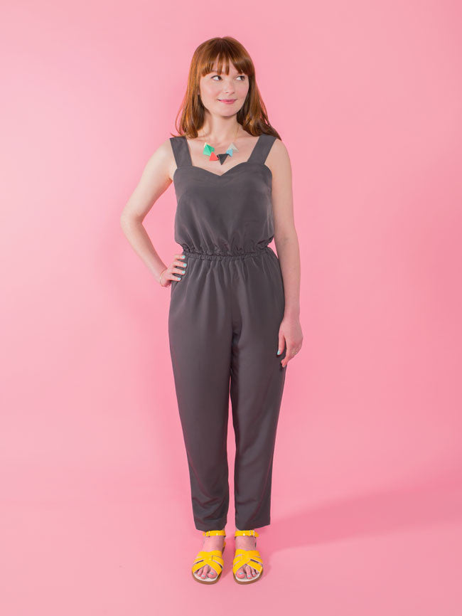 Marigold Jumpsuit + Trousers