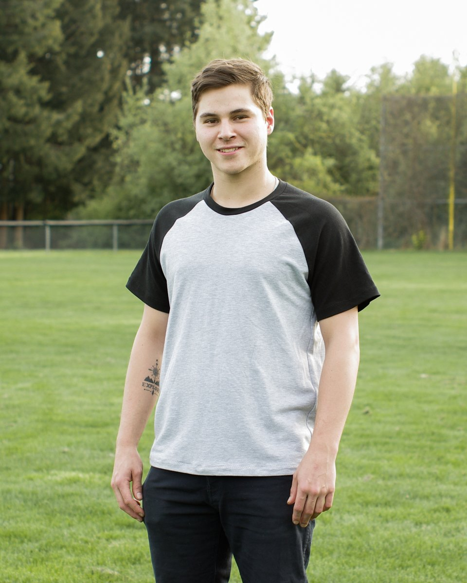 Sayward Raglan PDF Sewing Pattern